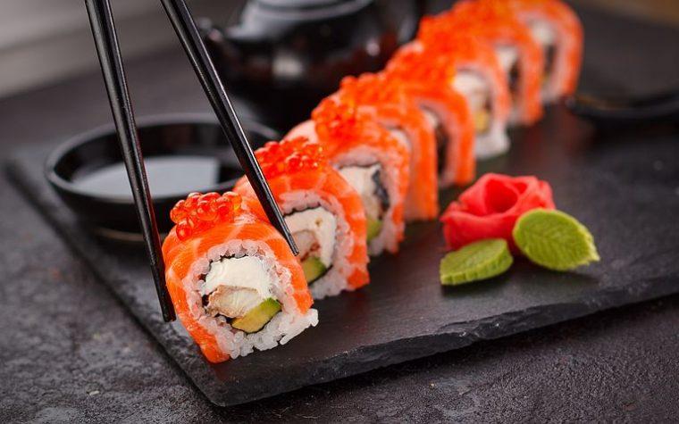 Sushi senza rischi!